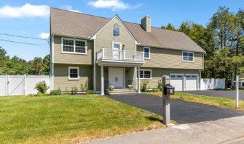 Huis in Sharon, Massachusetts, Verenigde Staten 1