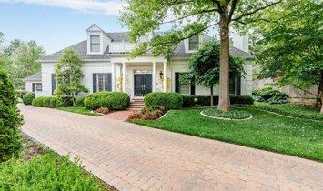 House in Richmond Heights, Missouri, United States 1