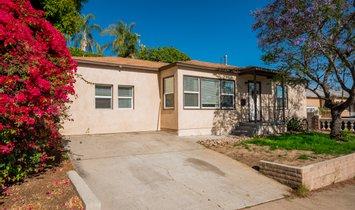 House in La Mesa, California, United States 1