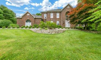 Maison à Belleville, Illinois, États-Unis 1