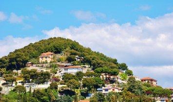 Villa en Bordighera, Liguria, Italia 1