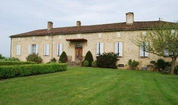 Casa a Marciac, Occitania, Francia 1