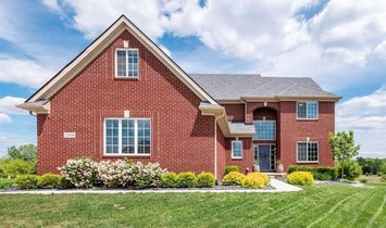 Дом в Юг Лайон, Мичиган, Соединенные Штаты Америки 1