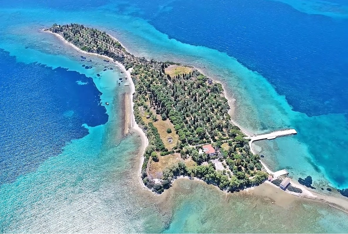 Private Island in Decentralized Administration of Thessaly and Central Greece, Greece 1 - 11482293