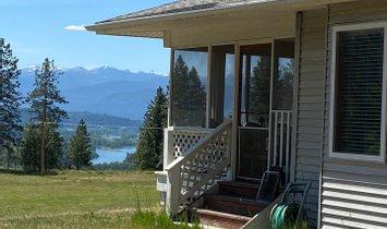 Maison à Moyie Springs, Idaho, États-Unis 1