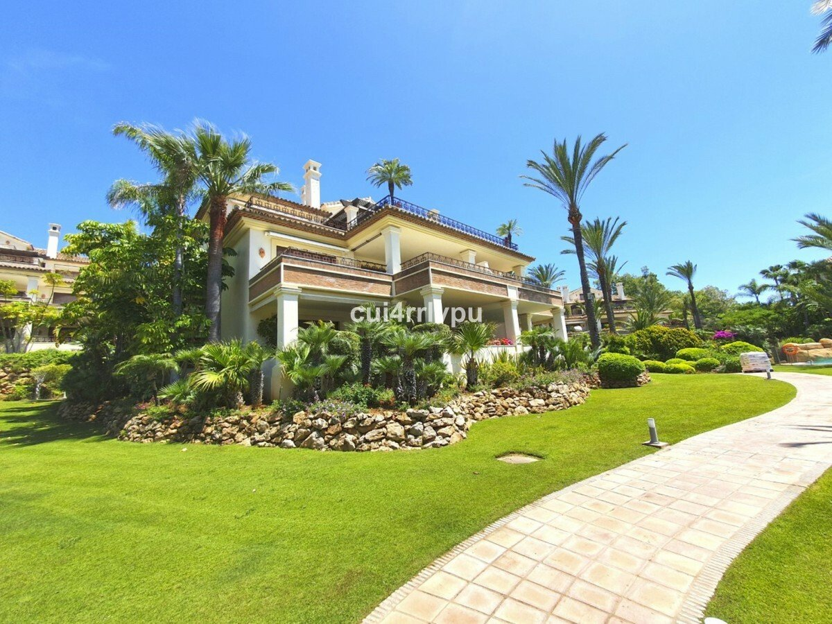 Apartment in Marbella, Andalusia, Spain 1 - 11480913