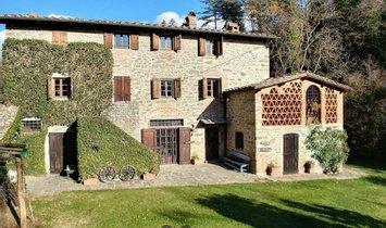 Farm Ranch in Reggello, Tuscany, Italy 1