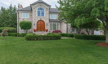Huis in Bloomington, Illinois, Verenigde Staten 1