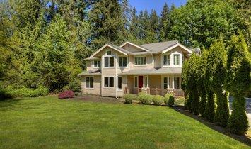 Huis in Duvall, Washington, Verenigde Staten 1