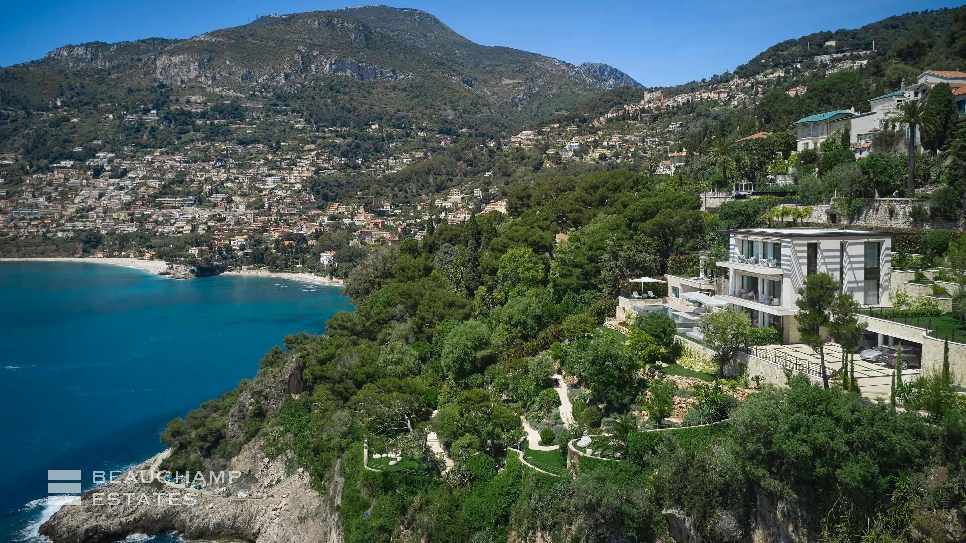 House in Roquebrune-Cap-Martin, Provence-Alpes-Côte d'Azur, France 1 - 11481319