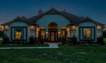 Maison à Red Oak, Texas, États-Unis 1