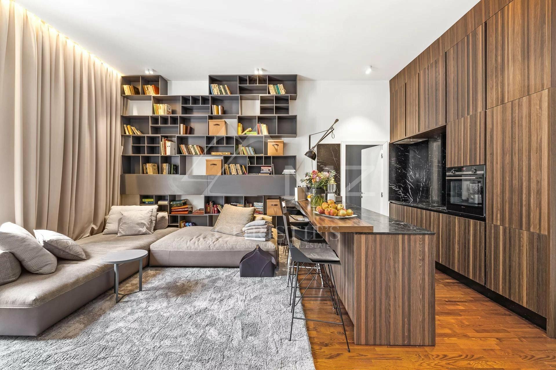 Apartment in Cap-d'Ail, Provence-Alpes-Côte d'Azur, France 1 - 11484730