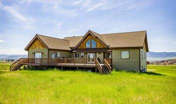 Haus in Polson, Montana, Vereinigte Staaten 1