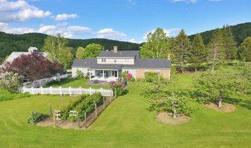 Дом в Сейнт Джонсбери, Вермонт, Соединенные Штаты Америки 1