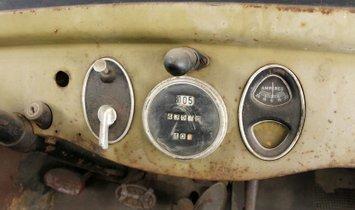 1927 Chevrolet Capitol Roadster
