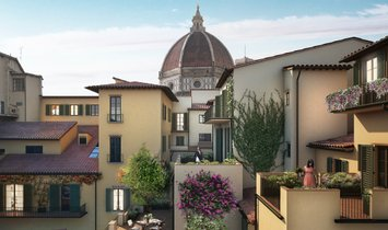 Penthouse in Florence, Tuscany, Italy 1