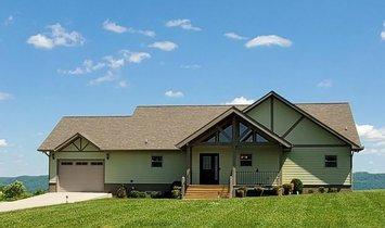 Дом в Пайквилл, Теннесси, Соединенные Штаты Америки 1