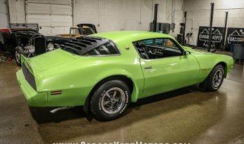 1977 Pontiac Firebird