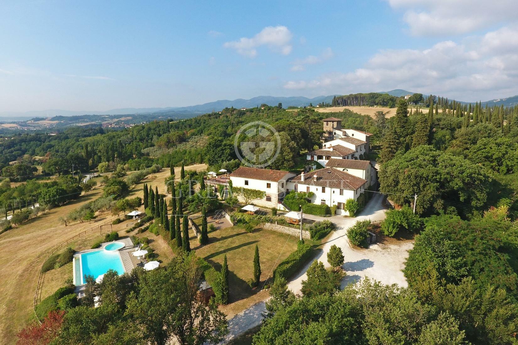 Villa in Rignano sull'Arno, Tuscany, Italy 1 - 10673686