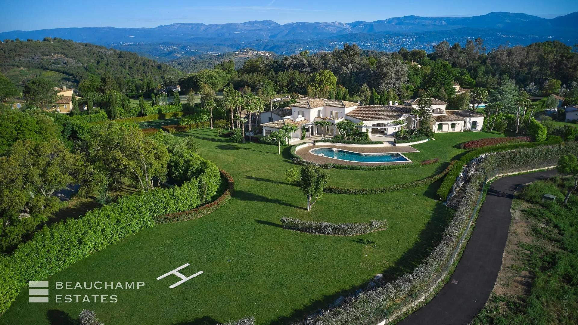 Villa in Tanneron, Provence-Alpes-Côte d'Azur, France 1 - 11420954
