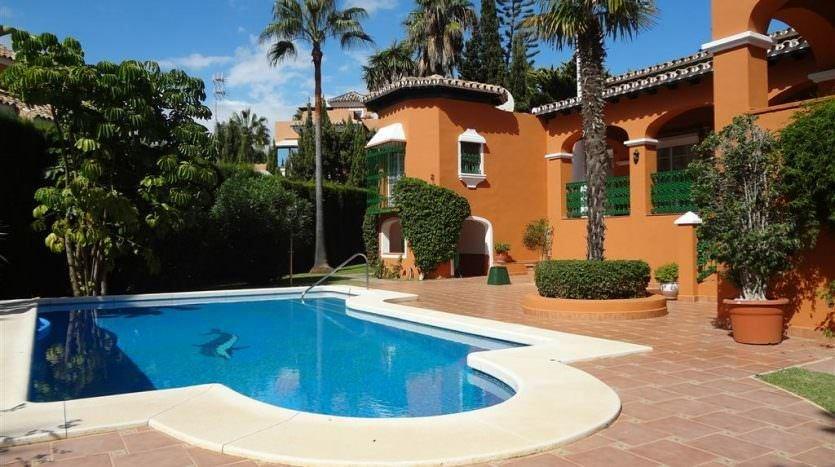 Villa in Marbella, Andalusia, Spain 1 - 11159648