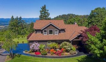 House in Hillsboro, Oregon, United States 1
