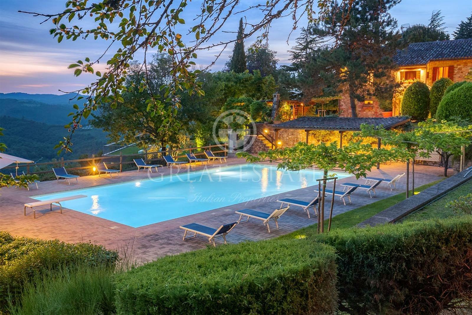 Estate in Monte Castello di Vibio, Umbria, Italy 1 - 10673529
