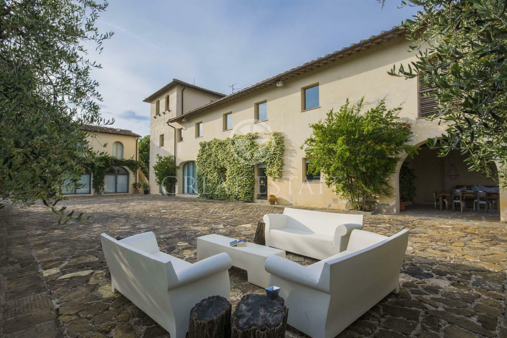Villa in Lastra a Signa, Tuscany, Italy 1 - 10673522