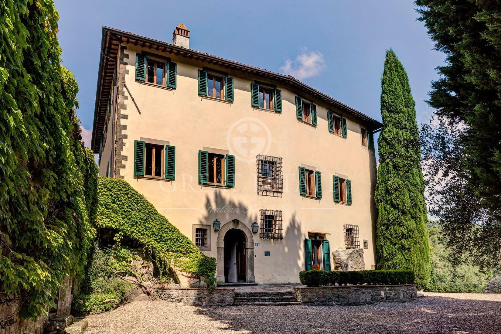 Villa in Greve in Chianti, Tuscany, Italy 1 - 10673555