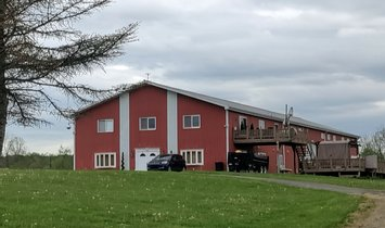 Haus in Muncy, Pennsylvania, Vereinigte Staaten 1