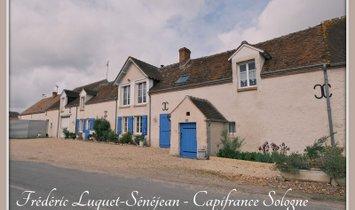 Farm Ranch in Mézières-lez-Cléry, Centre-Val de Loire, France 1