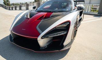 2019 McLaren Senna