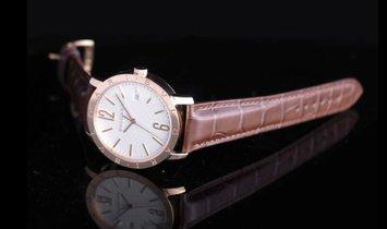 Bvlgari Men's Watch White Dial Bvlgari 101965