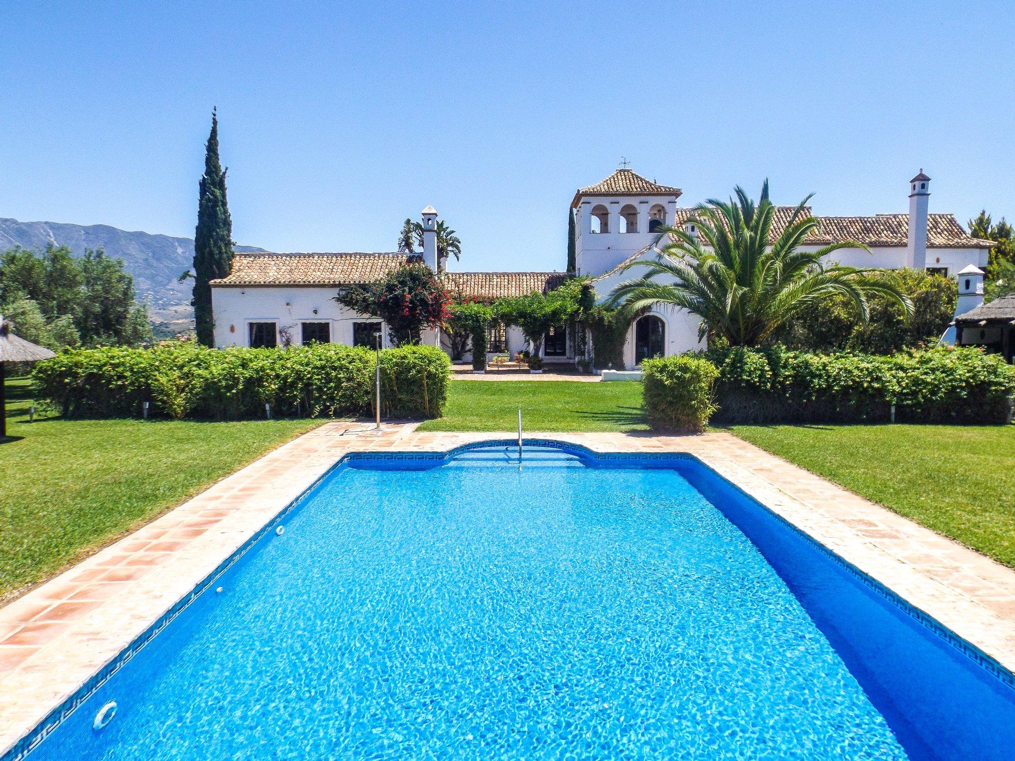 Villa in Mijas, Andalusia, Spain 1 - 11489522