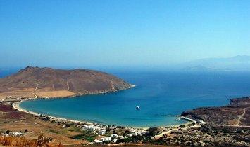 Land in Paros, Greece 1