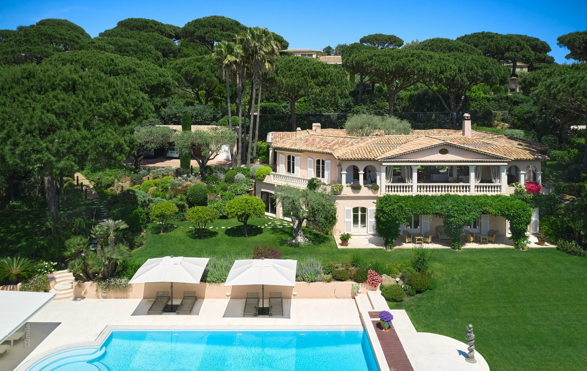 House in Saint-Tropez, Provence-Alpes-Côte d'Azur, France 1 - 11489917