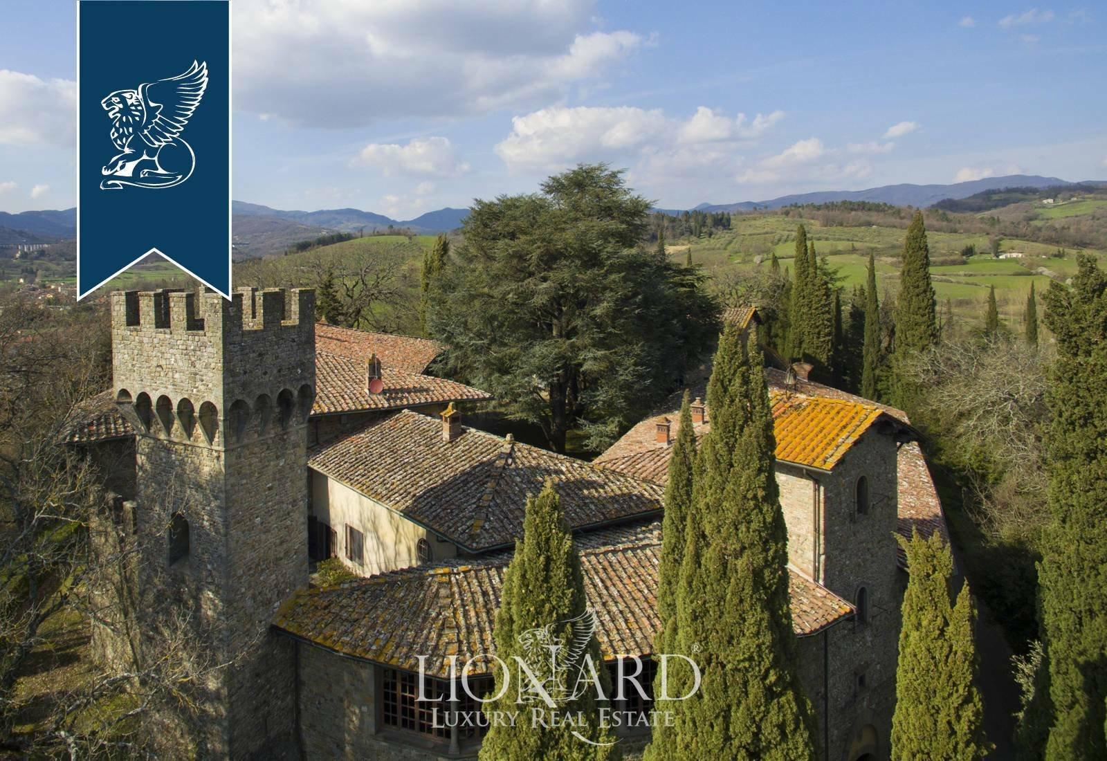 Castle in Barberino di Mugello, Tuscany, Italy 1 - 11490340