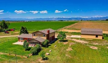 Haus in Longmont, Colorado, Vereinigte Staaten 1