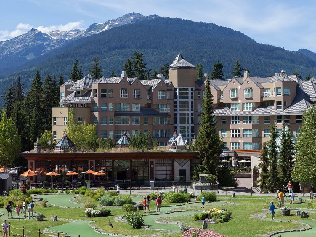 Condo in Whistler, British Columbia, Canada 1 - 11491134
