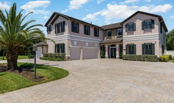 Maison à Melbourne, Floride, États-Unis 1