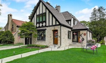 Maison à Wauwatosa, Wisconsin, États-Unis 1