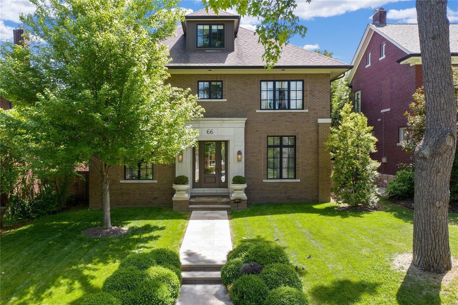 House in Clayton, Missouri, United States 1