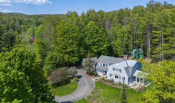 House in Grafton, Vermont, United States 1