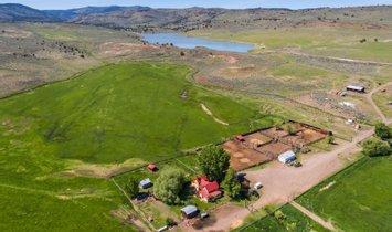 Farm Ranch in Drewsey, Oregon, Vereinigte Staaten 1