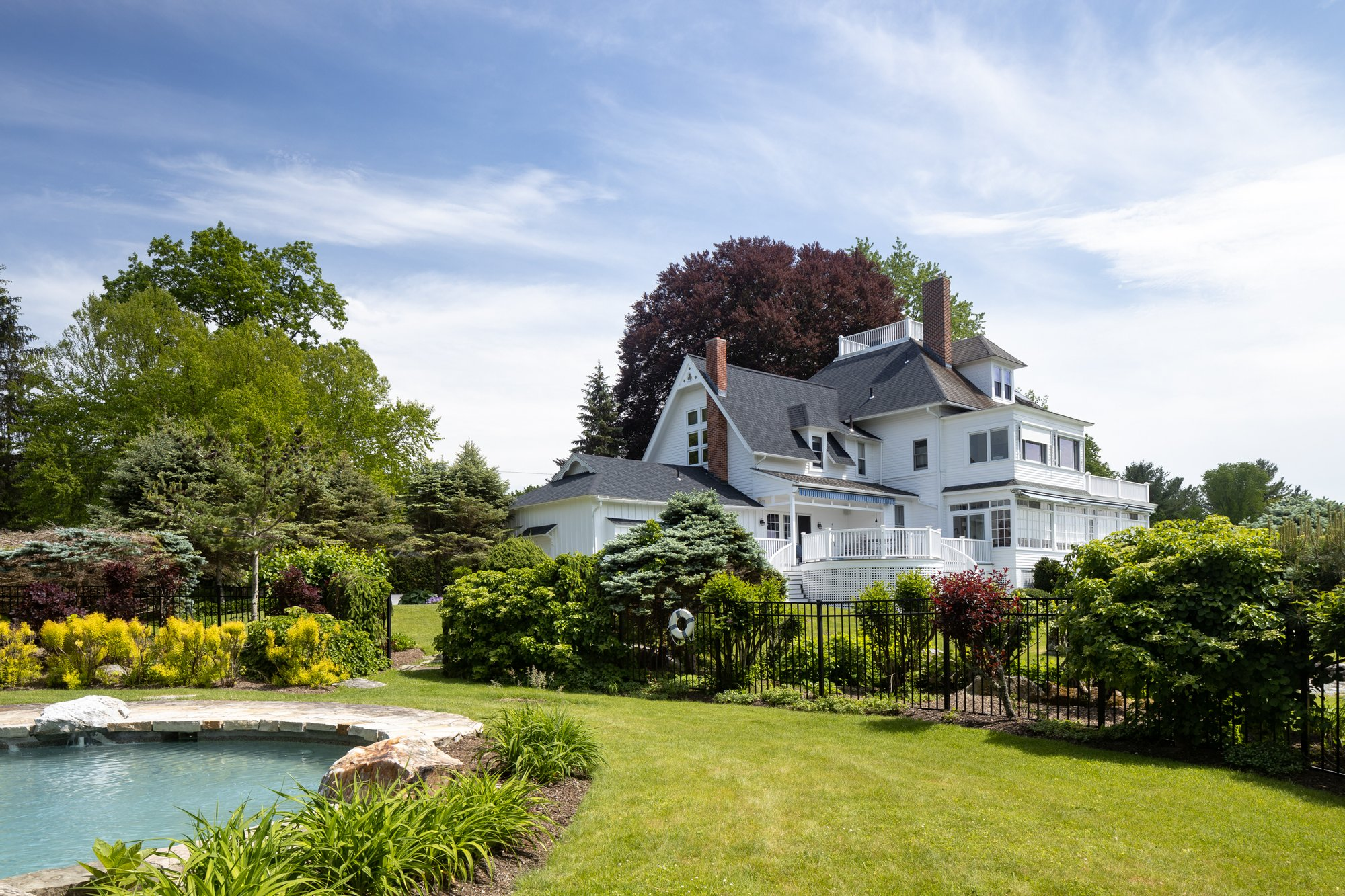 House in West Stockbridge, Massachusetts, United States 1