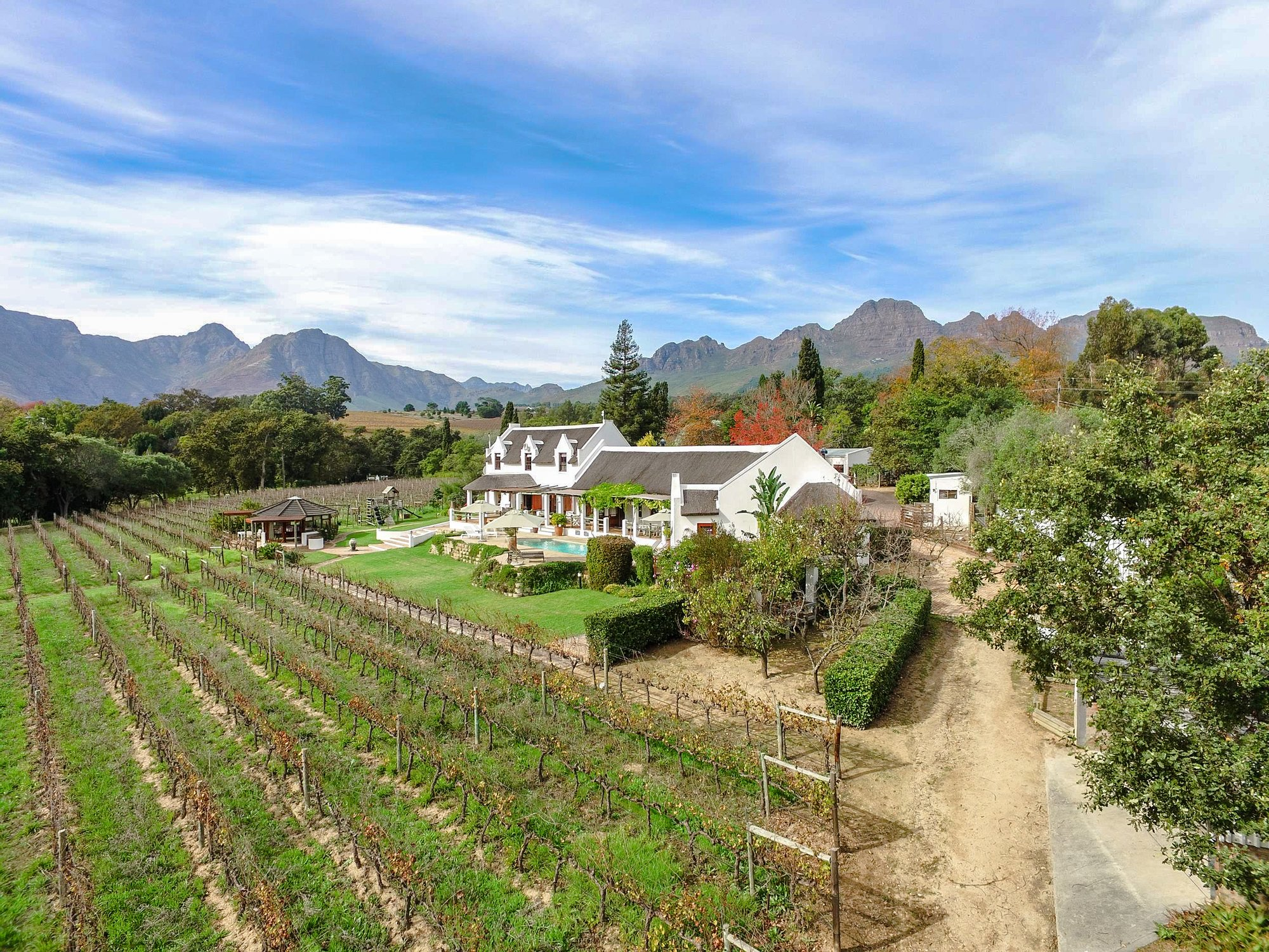 Farm Ranch in Stellenbosch, Western Cape, South Africa 1 - 11494163