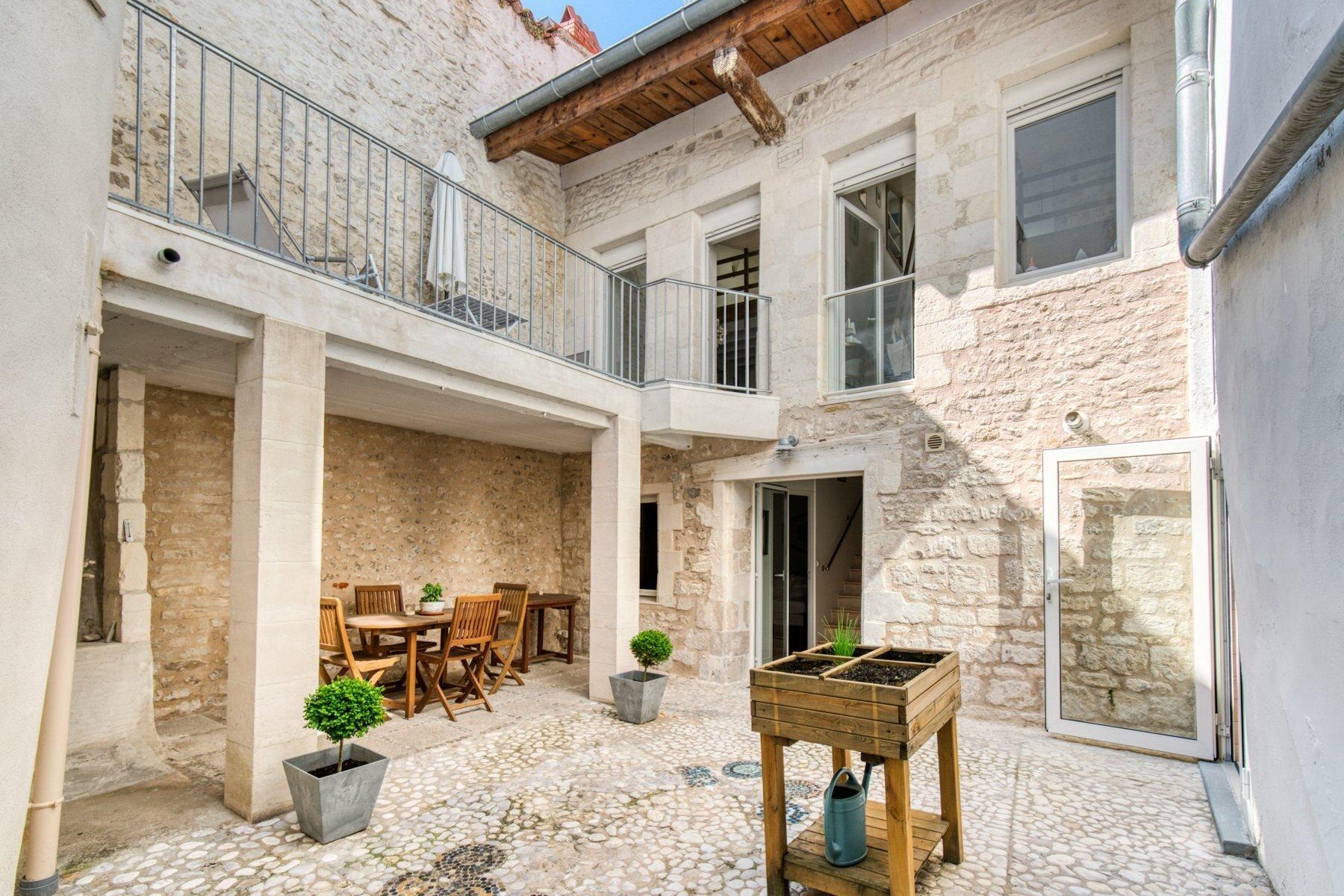 Apartment in La Rochelle, Nouvelle-Aquitaine, France 1 - 11494364