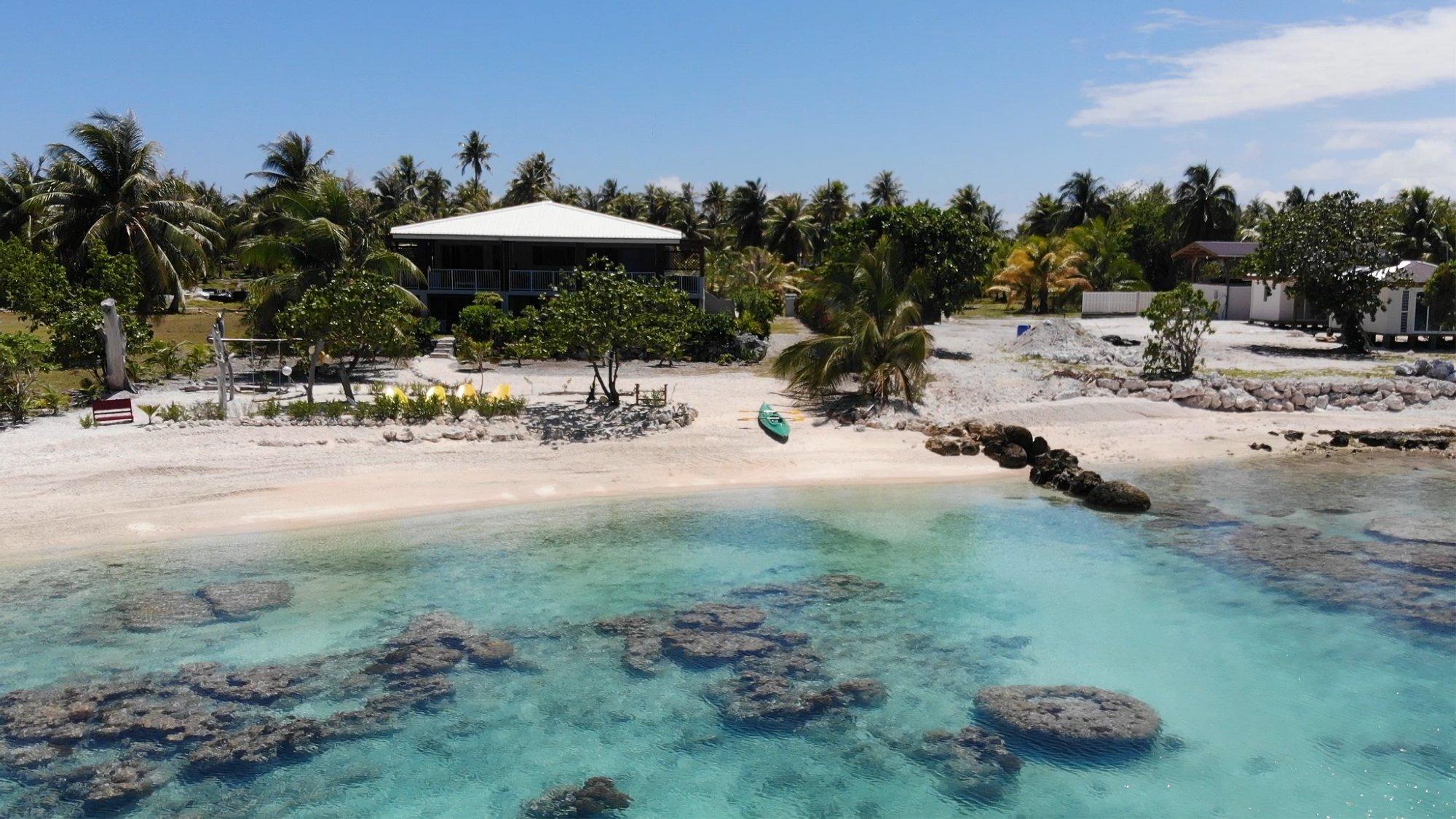House in Rangiroa, French Polynesia 1 - 11494422