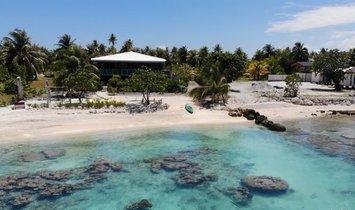 House in Rangiroa, French Polynesia 1