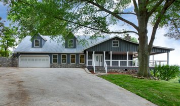 House in Guntersville, Alabama, United States 1